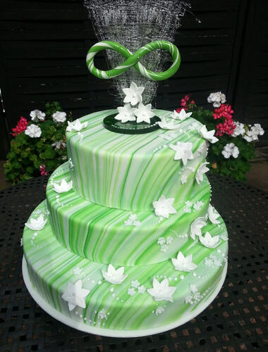 Green Eternerty Torte